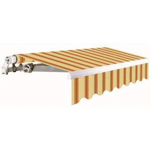 Tenda da Sole a Bracci con Barra/Quadra 3X2 MT