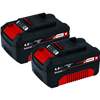 BATTERIA POWER X CHANGE Twinpack 4 Ah